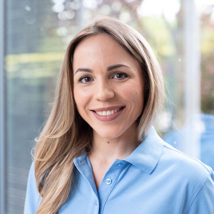 Kinderzahnärztin Dr. Silvana Canjau