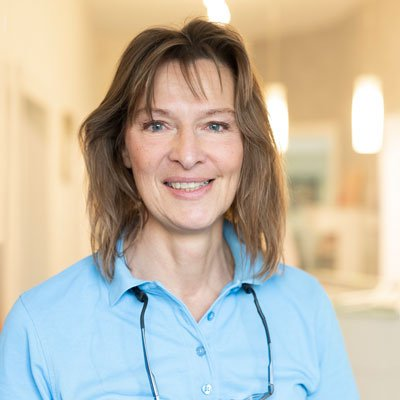 Zahnärztin Dr. Barbara Lehmann